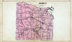 Sodus, Wayne County 1904